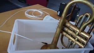 Hydro-cornet